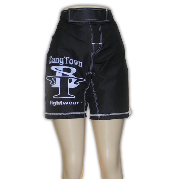 Fight Shorts (Black)