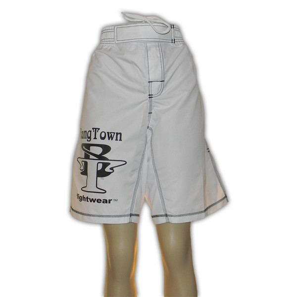 Fight Shorts (White)
