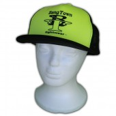 Neon Yellow Trucker