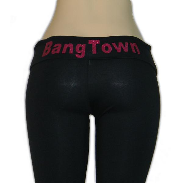 Yoga Pants (Pink) - Bottoms - Women