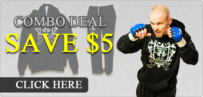 Bangtown Fightwear Combo Deal