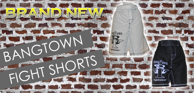 Bangtown Fight Shorts