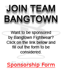Join the Bangtown Fightwear Team
